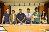 Nuvvu Thopu Raa Movie Press Meet Photos