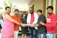 Ever Green Creations Production No 3 Movie Launch Photos