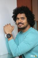 Nuvvu Thopu Raa Hero Sudhakar Komakula Interview Photos (4)
