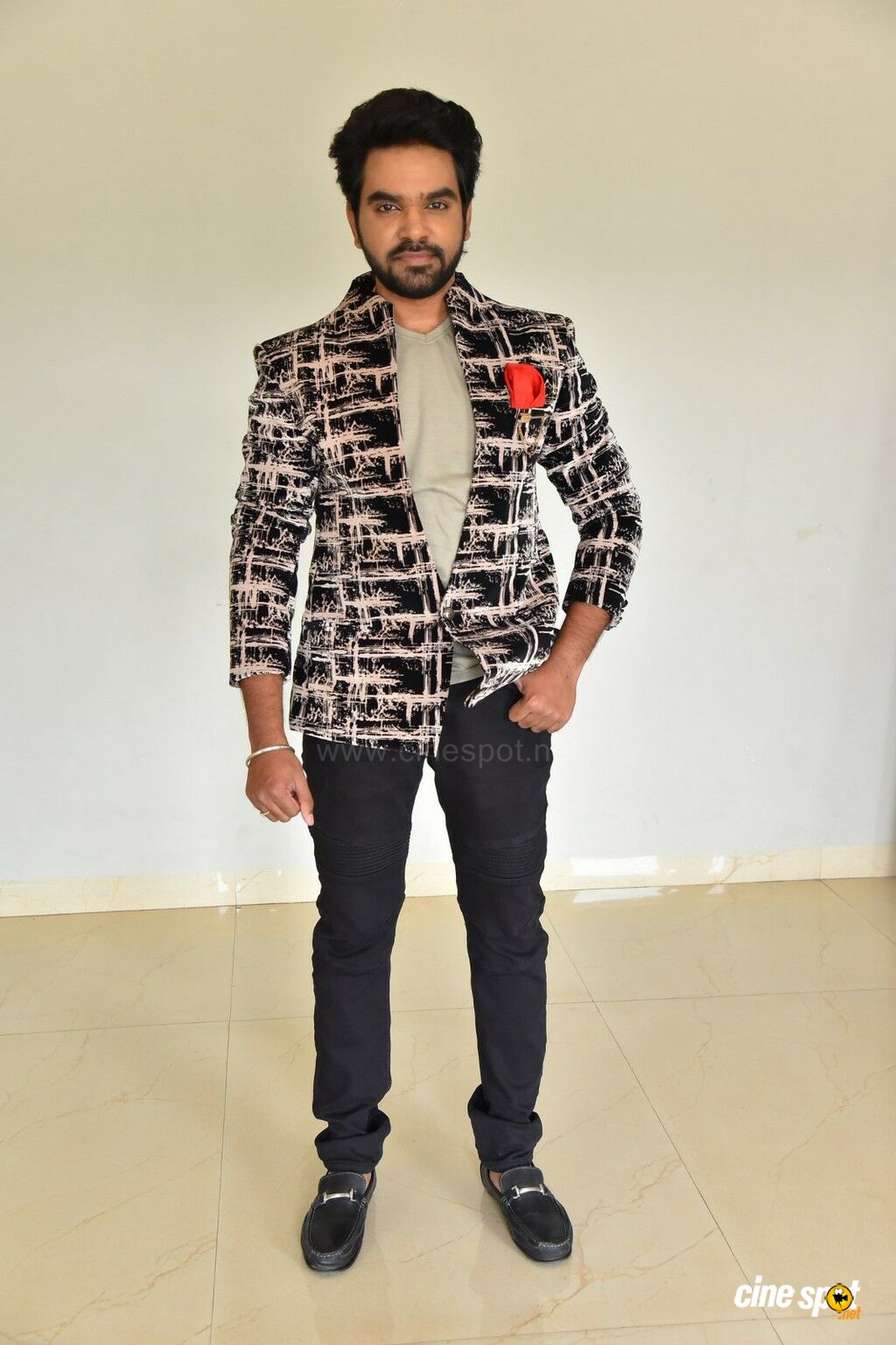 Abhay at Marshal Movie Teaser Launch (6)