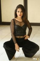 Aakarshika Goyal at Naa Peru Raju Logo Launch (45)