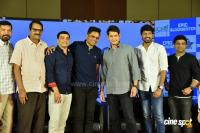 Maharshi Success Meet Photos