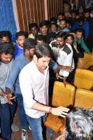 Maharshi Team Visit Sudarshan 35MM (14)