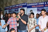 Maharshi Team Visit Sudarshan 35MM (26)