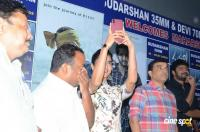 Maharshi Team Visit Sudarshan 35MM (3)