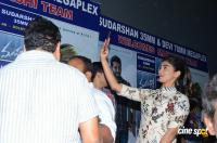 Maharshi Team Visit Sudarshan 35MM (4)