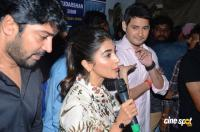 Maharshi Team Visit Sudarshan 35MM (7)
