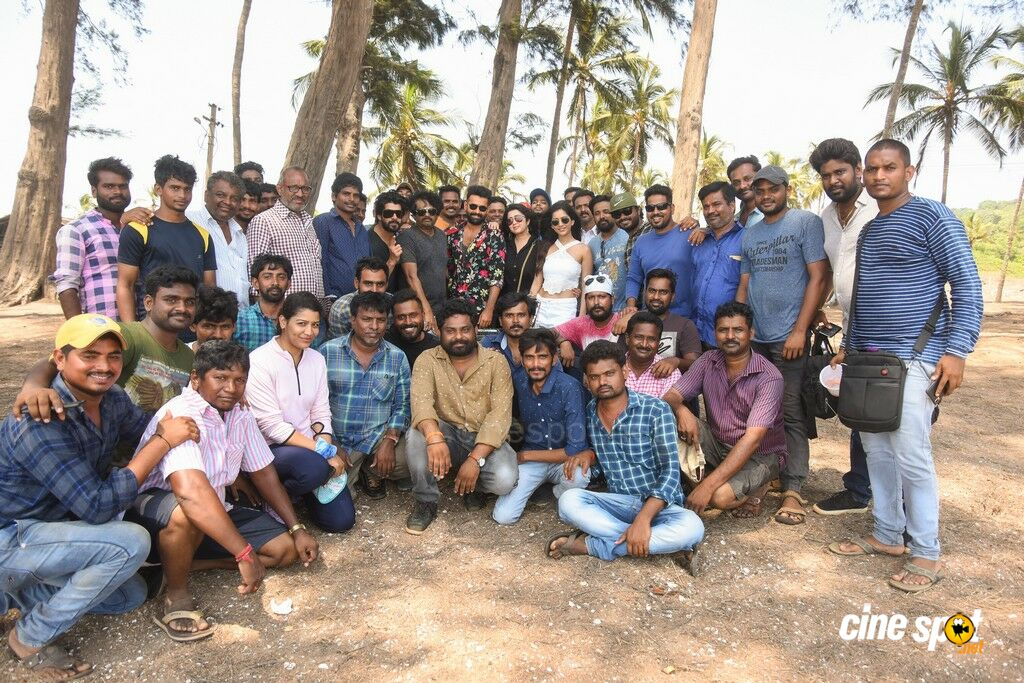 Ram Pothineni Birthday Celebration in Goa (7)