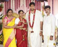 Salem RR Biriyani MD Tamil Selvan's Daughter Marriage Photos