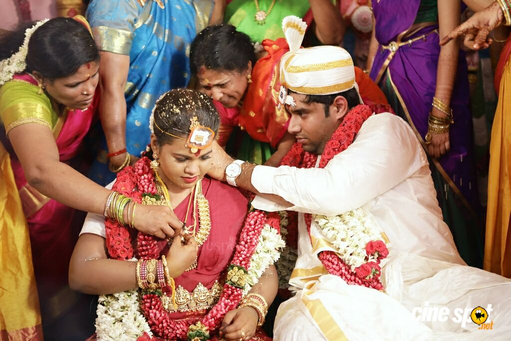 Salem RR Biriyani MD Tamil Selvan's Daughter Marriage (14)