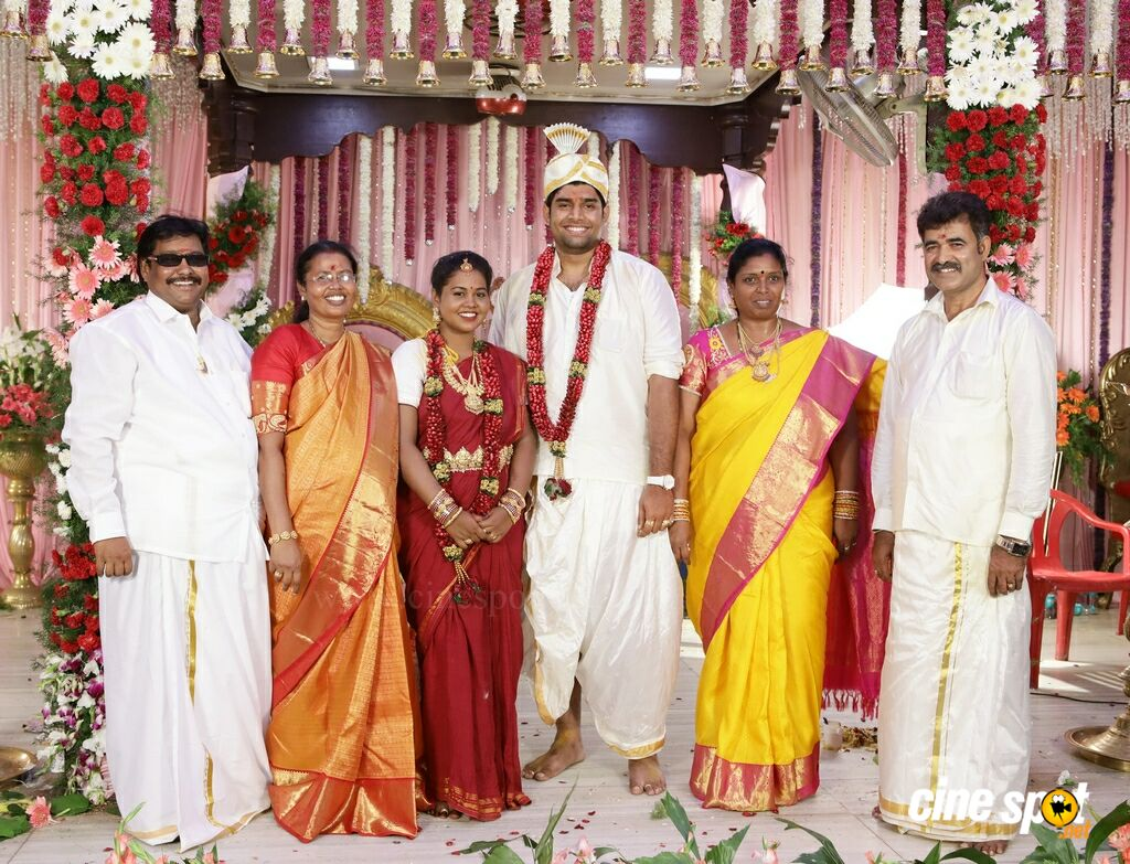 Salem RR Biriyani MD Tamil Selvan's Daughter Marriage (2)