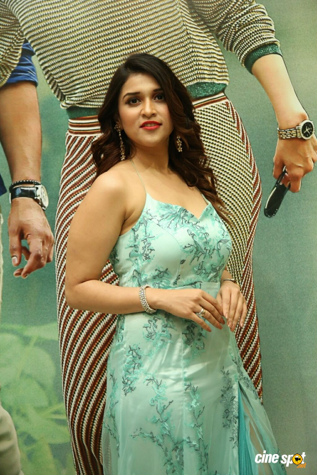 Mannara Chopra at Sita Movie Pre Release Event (5)