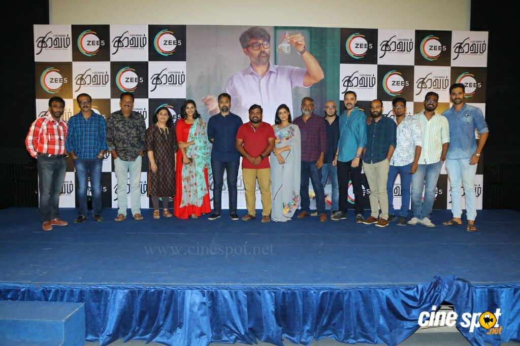 Thiravam Web Series Screening & Press Meet (26)