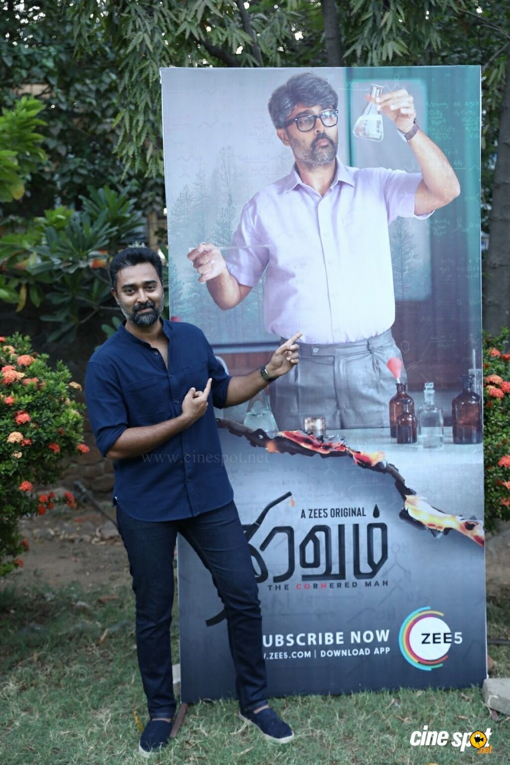 Thiravam Web Series Screening & Press Meet (4)