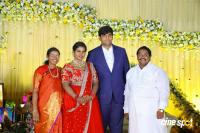 Salem RR Biriyani MD Tamil Selvan Daughter Wedding Reception Photos
