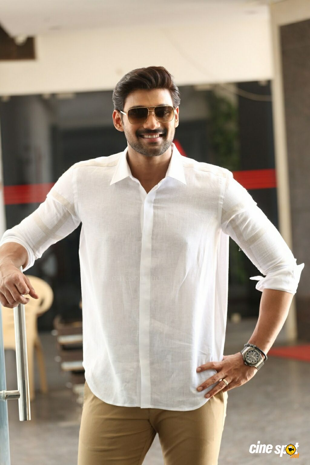 Sita Hero Bellamkonda Sreenivas Interview Photos (19)