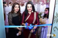 Actress Meena Inaugurates The Lash Studio.in Photos