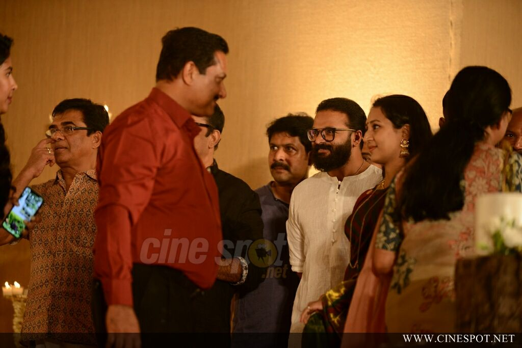 Lal Jose Daughter Engagement (58)