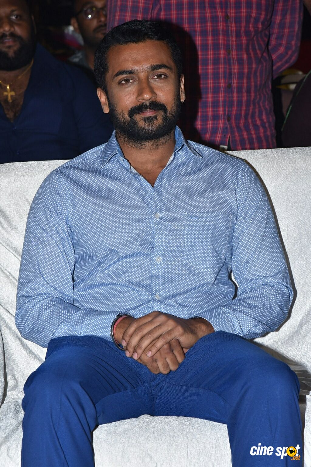 Suriya at NGK Movie Pre Release Event (10)