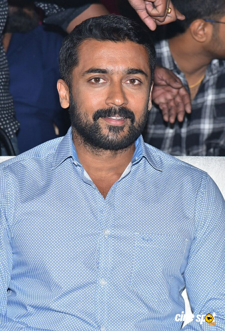 Suriya at NGK Movie Pre Release Event (8)