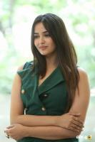 Seven Movie Heroine Pujitha Ponnada Interview Photos (50)