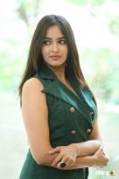 Seven Movie Heroine Pujitha Ponnada Interview Photos (54)