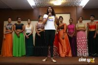 Meera Mitun Press Meet About Miss Tamil Nadu Diva Photos