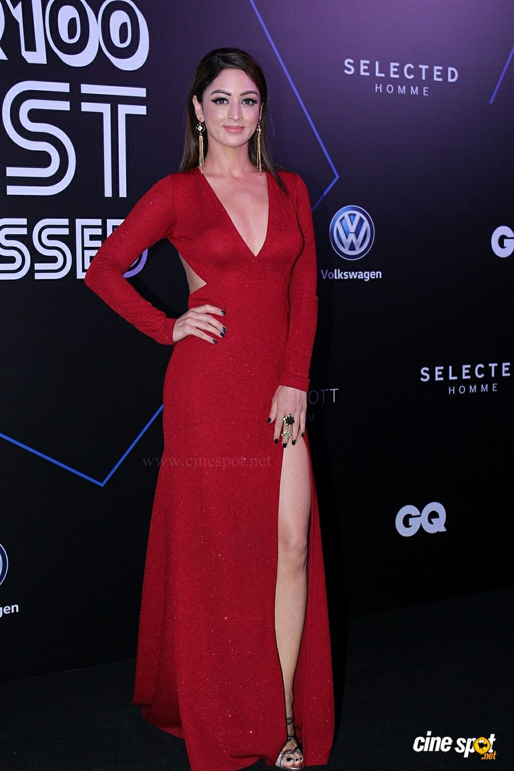 Yami Gautam at GQ Best Dressed Awards 2019 Red Carpet (2)