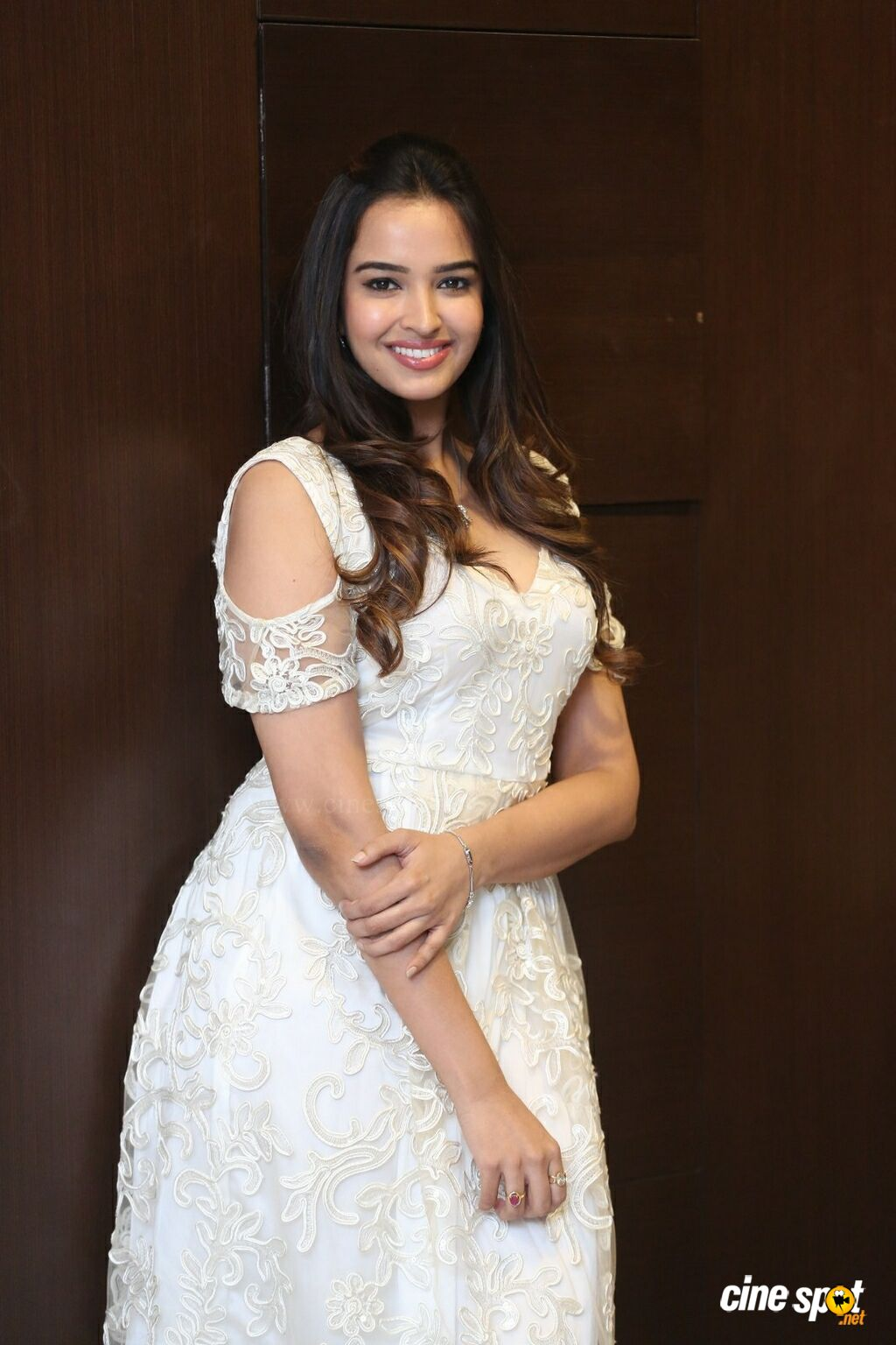 Pujita Ponnada at 7 Movie Press Meet (9)