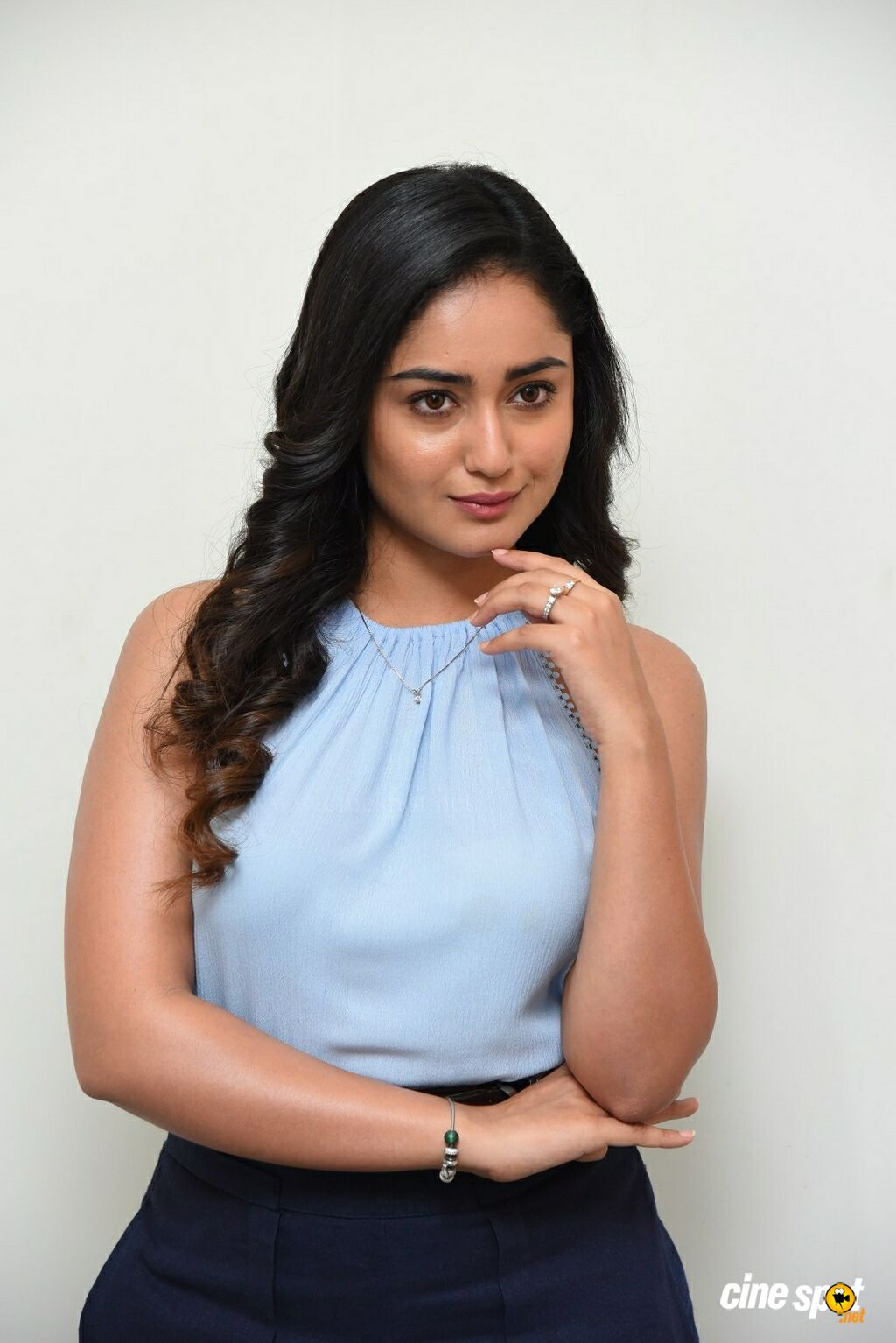 Tridha Choudhury at 7 Movie Press Meet (35)