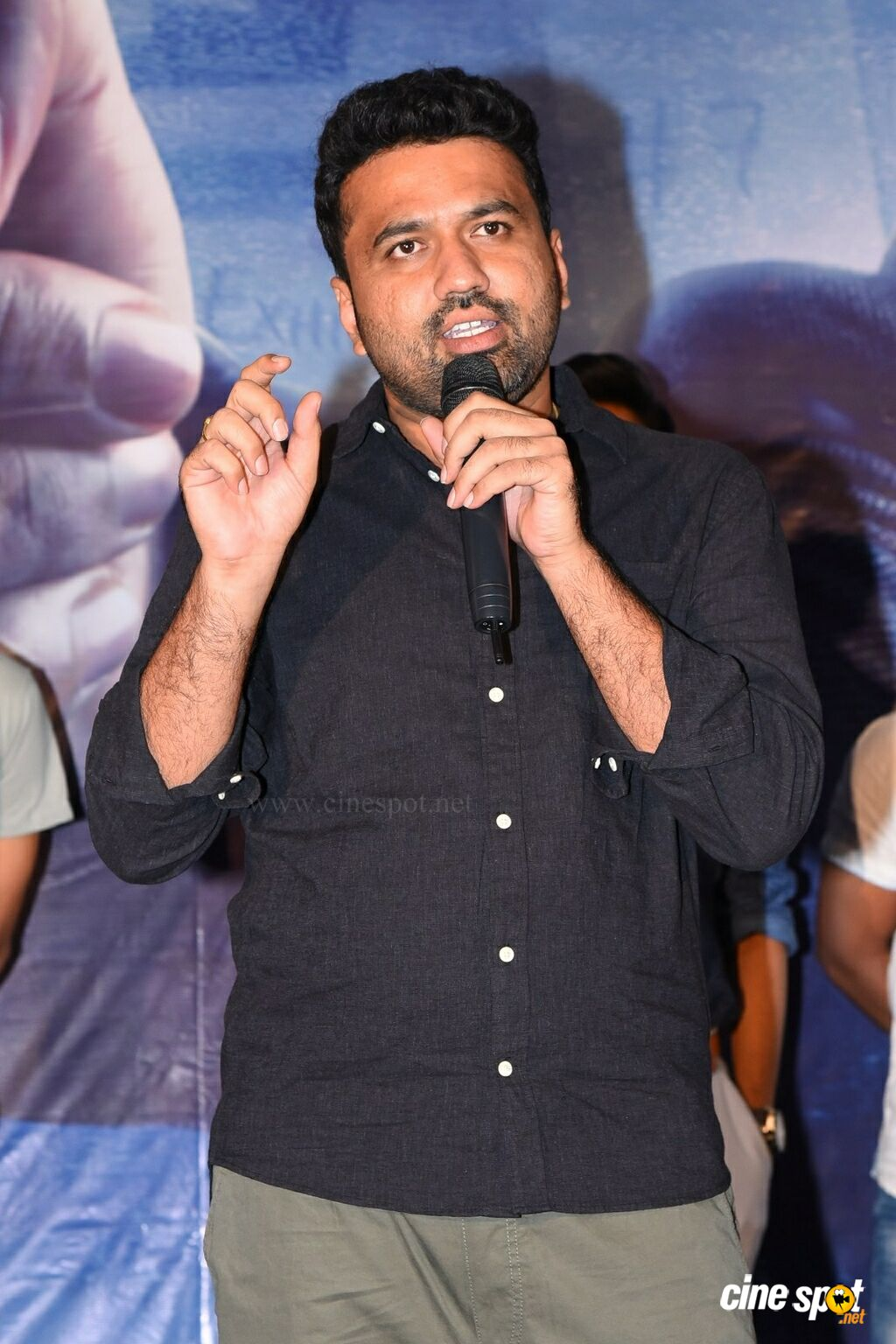 Agent Sai Srinivasa Athreya Trailer Launch (10)
