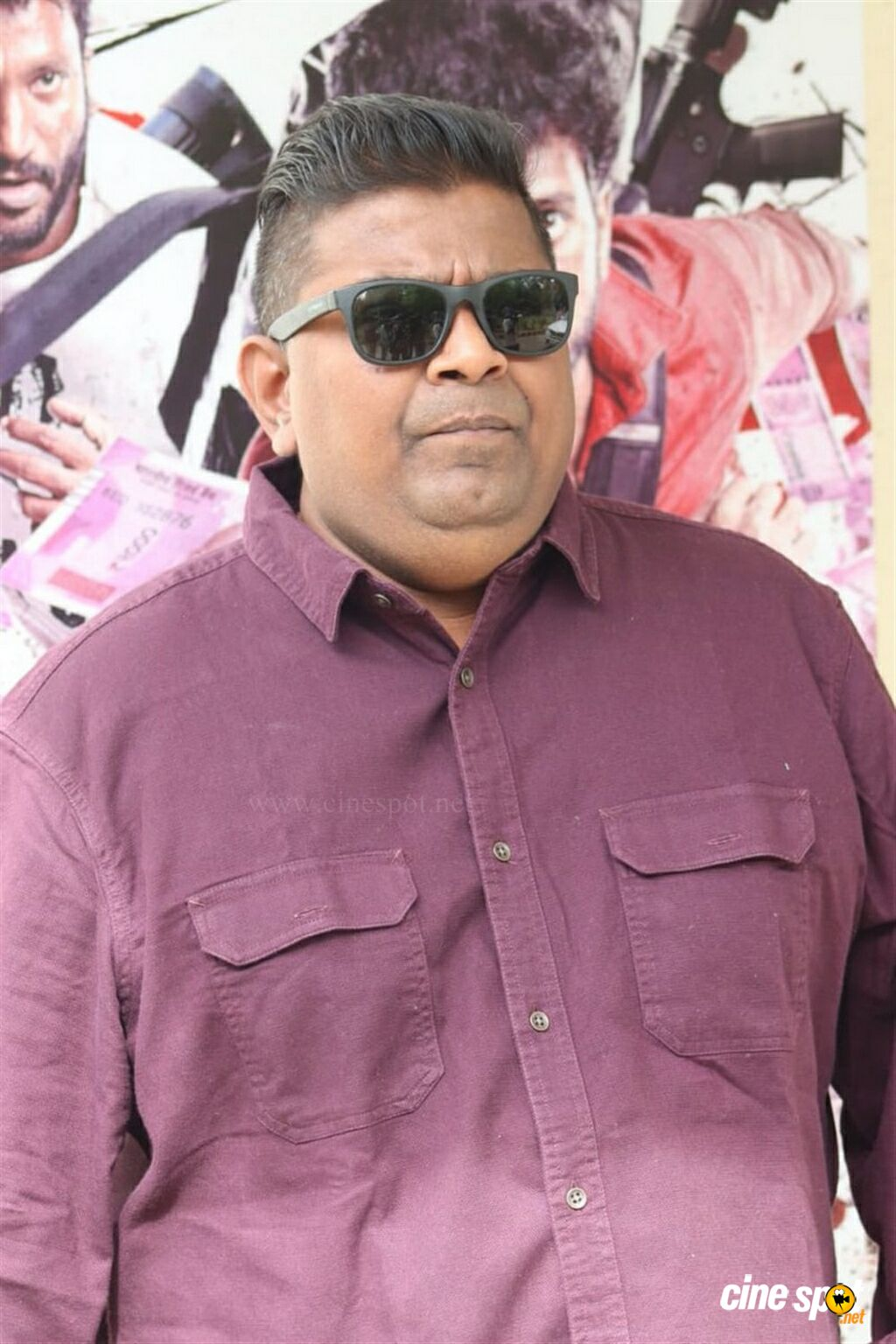 Mysskin at Suttu Pidikka Utharavu Press Meet (2)