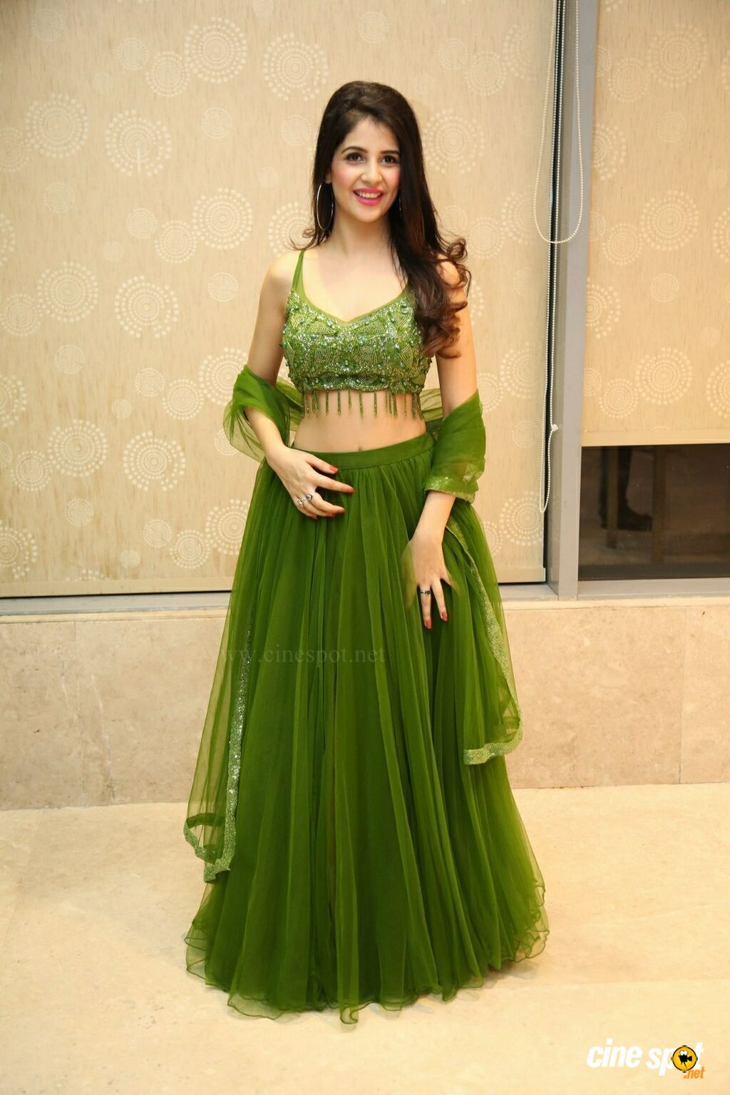 Kashish Vohra at First Rank Raju Pre Release Event (44)