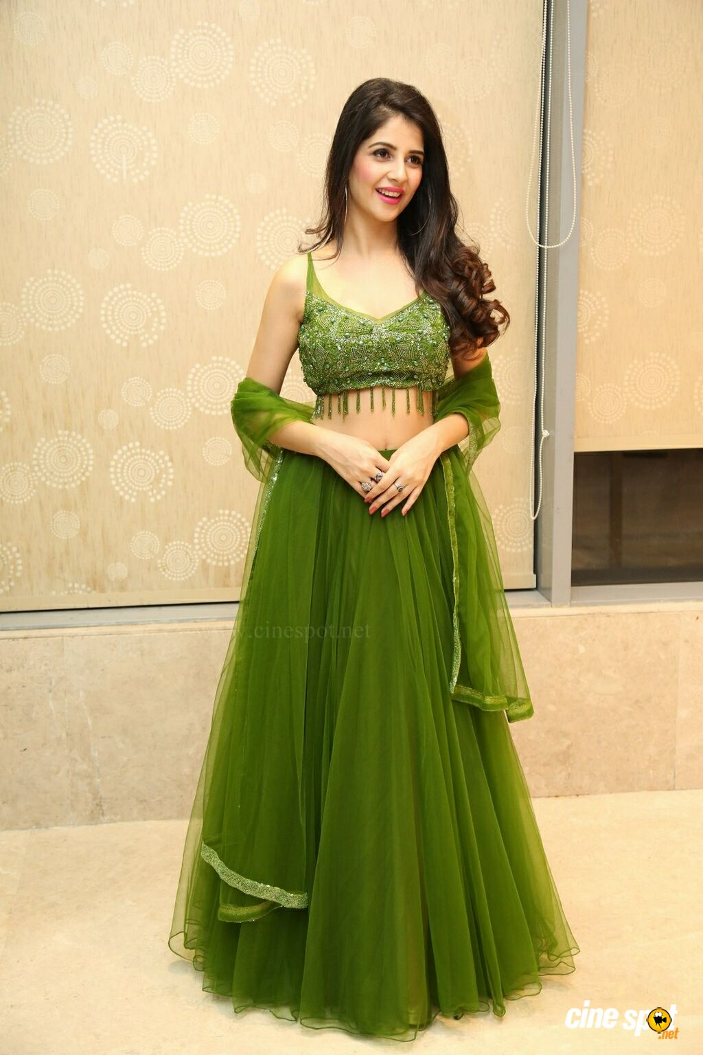 Kashish Vohra at First Rank Raju Pre Release Event (50)