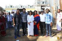JR 25 Movie Pooja and 16th Year Celebration Photos