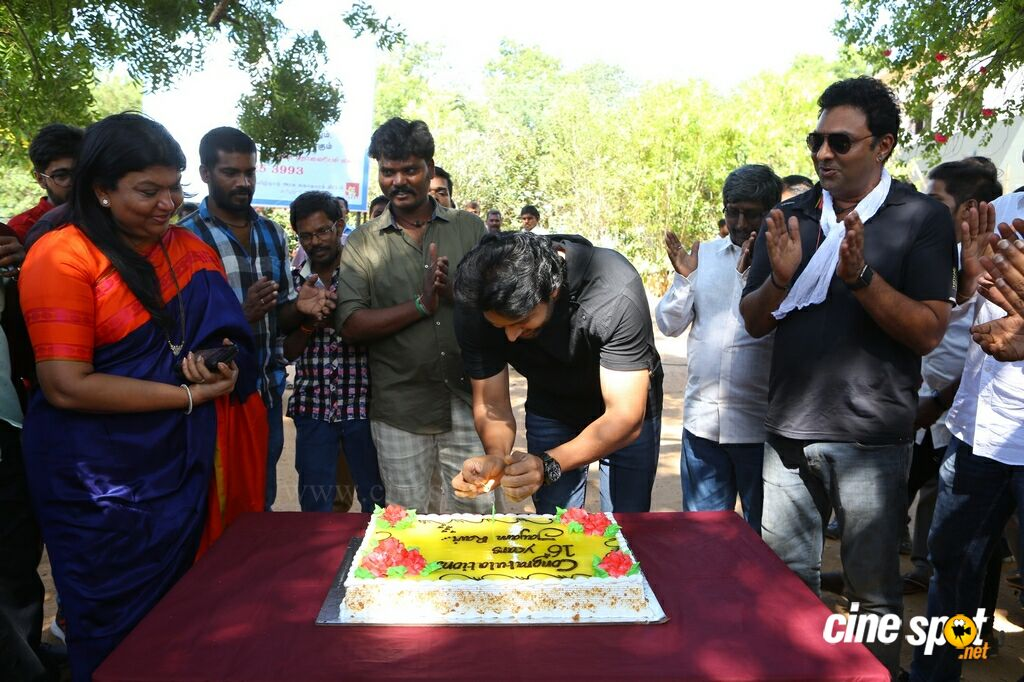 Jayam Ravi's 16th Year Celebration (2)