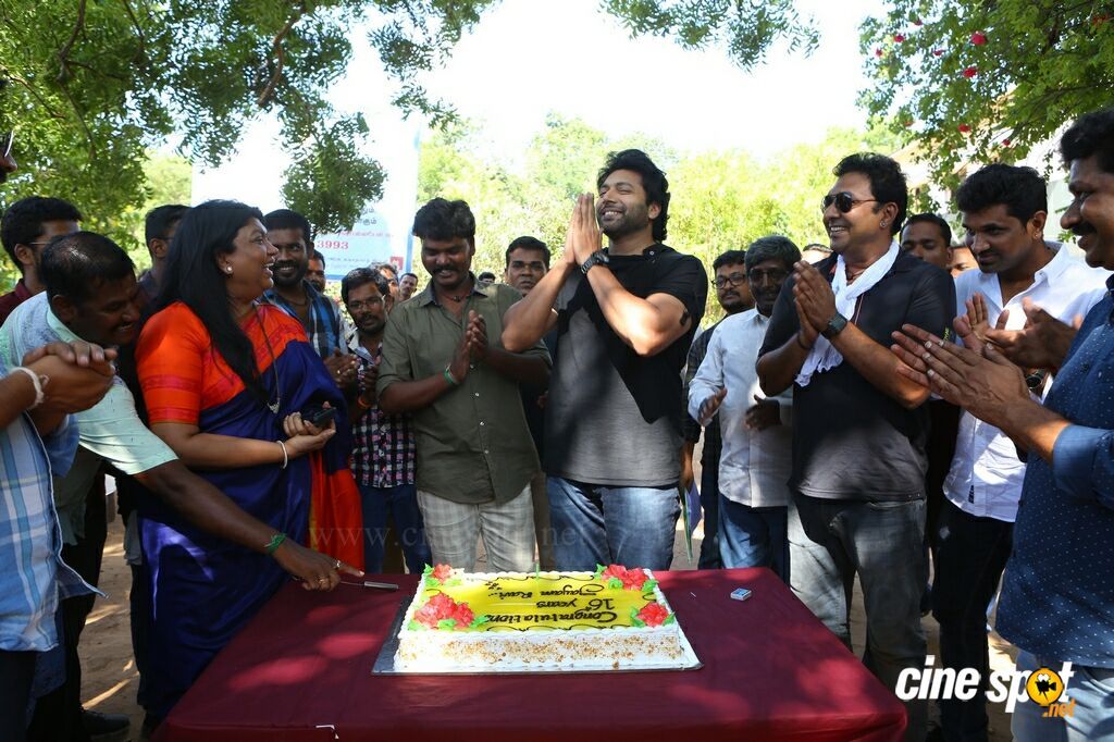 Jayam Ravi's 16th Year Celebration (4)