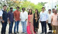 Mahalakshmi Movie Makers Production No 2 Opening Photos