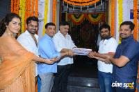 Prathi Roju Pandage Movie Opening Photos