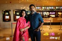 Prasanna & Sneha At PVR Cinemas Play House Launch (4)