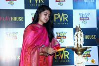 Prasanna & Sneha At PVR Cinemas Play House Launch (9)