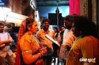 Dharma Prabhu Movie Working Stills