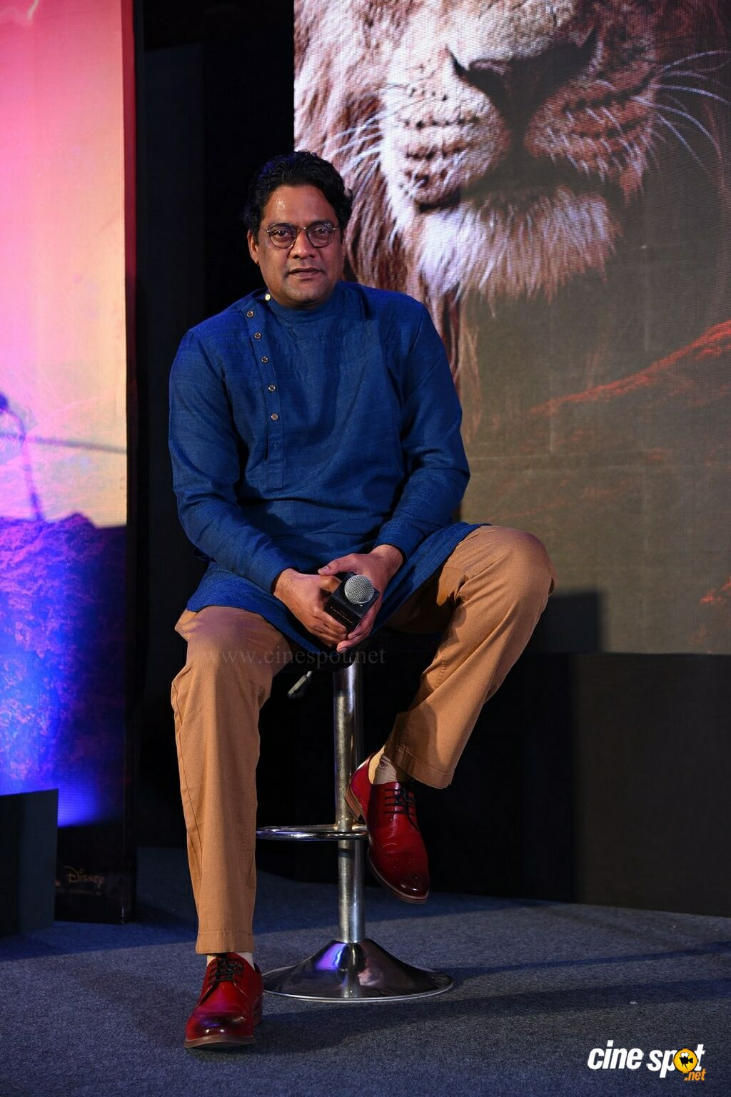 The Lion King Movie Press Meet (25)