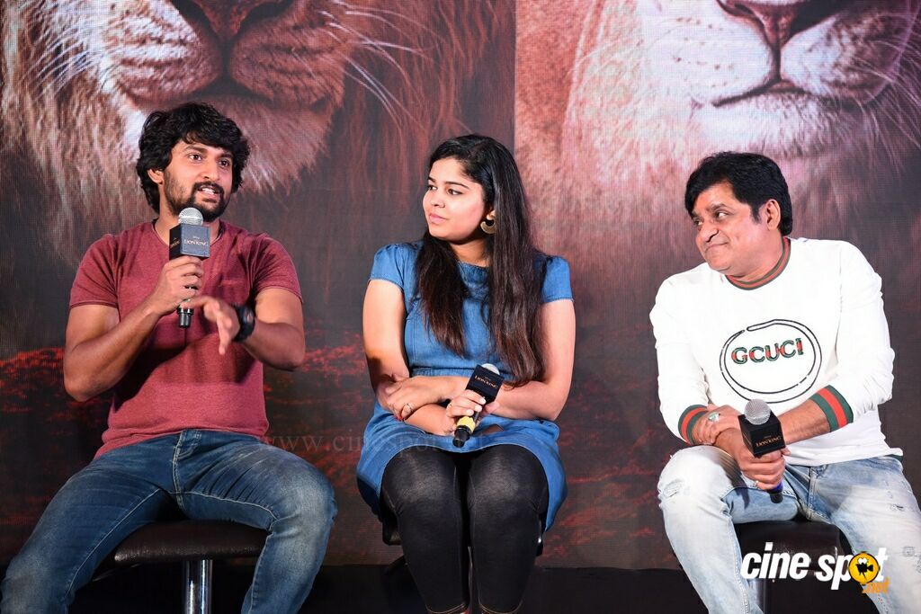 The Lion King Movie Press Meet (31)