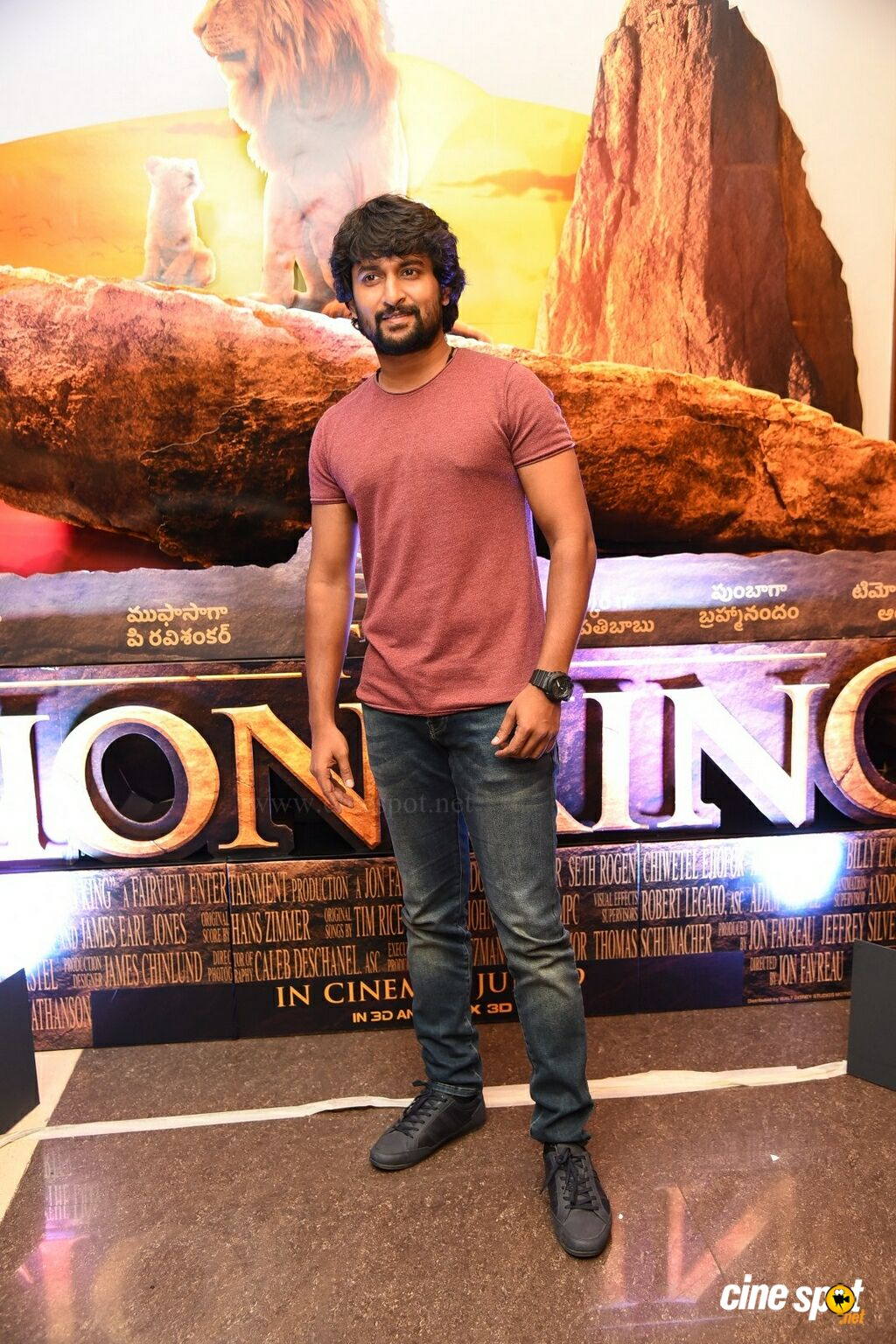 The Lion King Movie Press Meet (4)