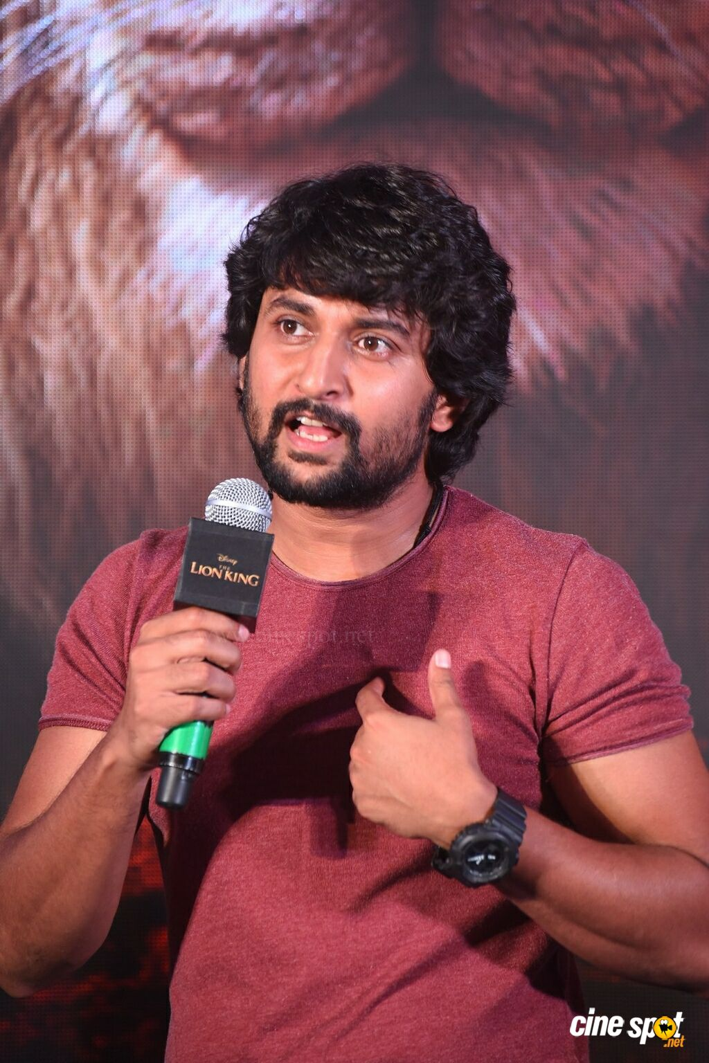 The Lion King Movie Press Meet (43)