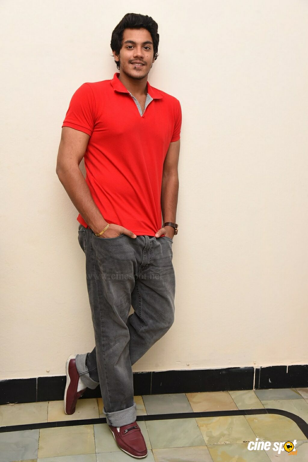 Rajdoot Hero Meghamsh Srihari Interview Photos (4)
