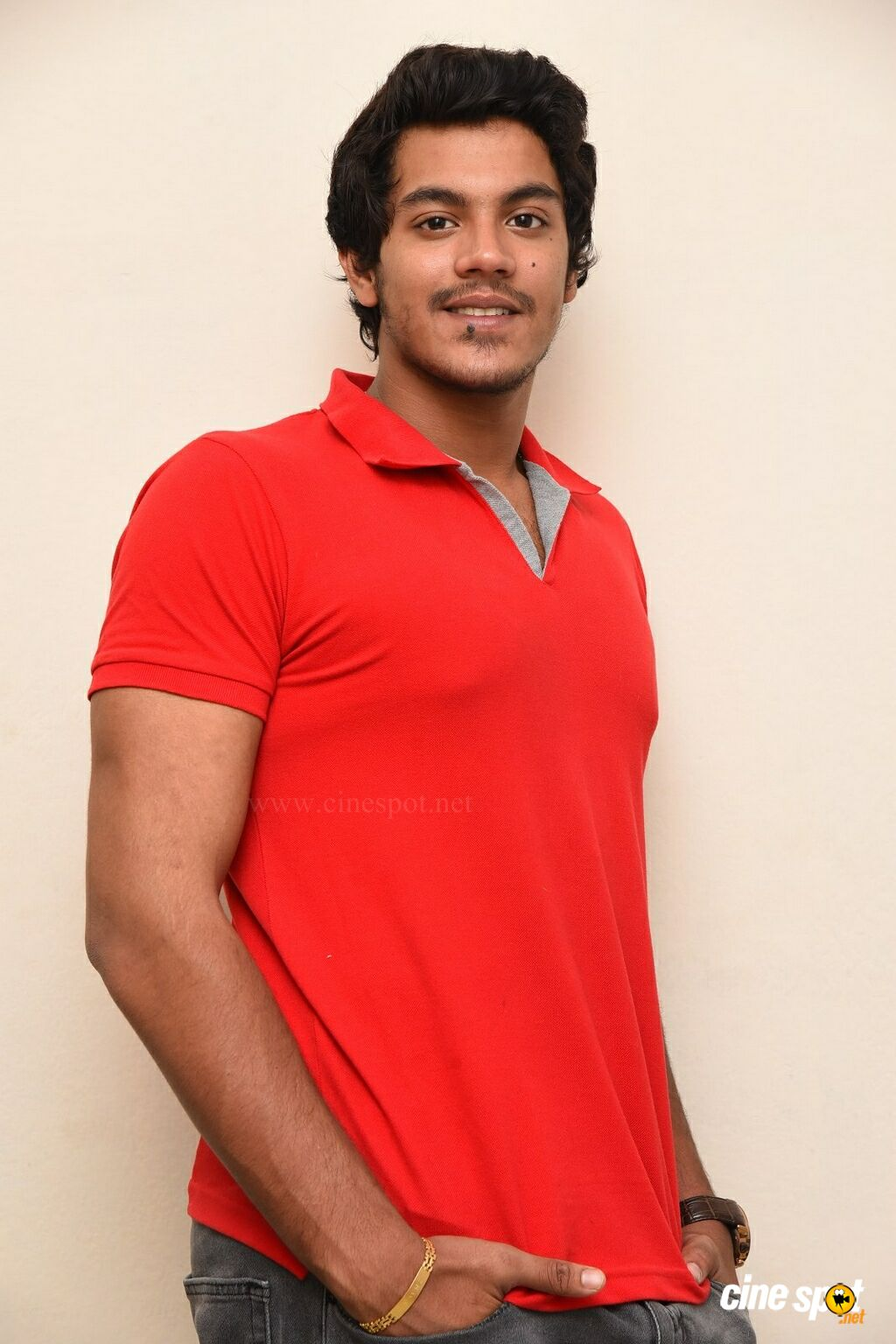 Rajdoot Hero Meghamsh Srihari Interview Photos (5)