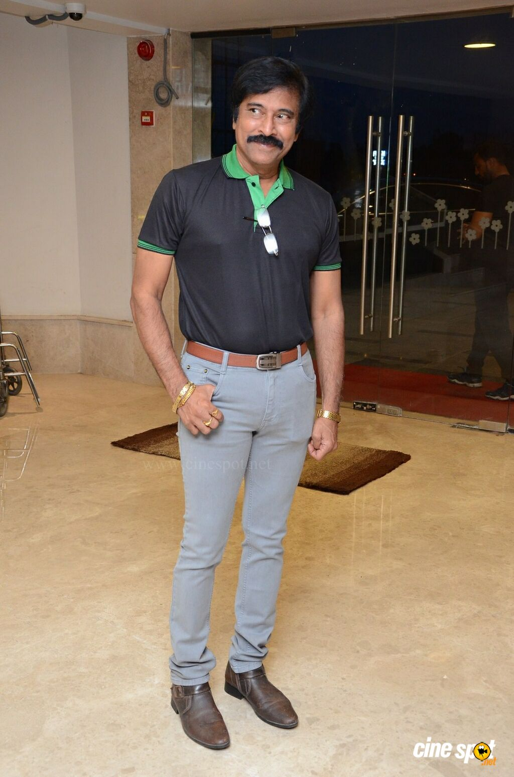 Bhanuchander at Hair Crush Salon Launch (5)