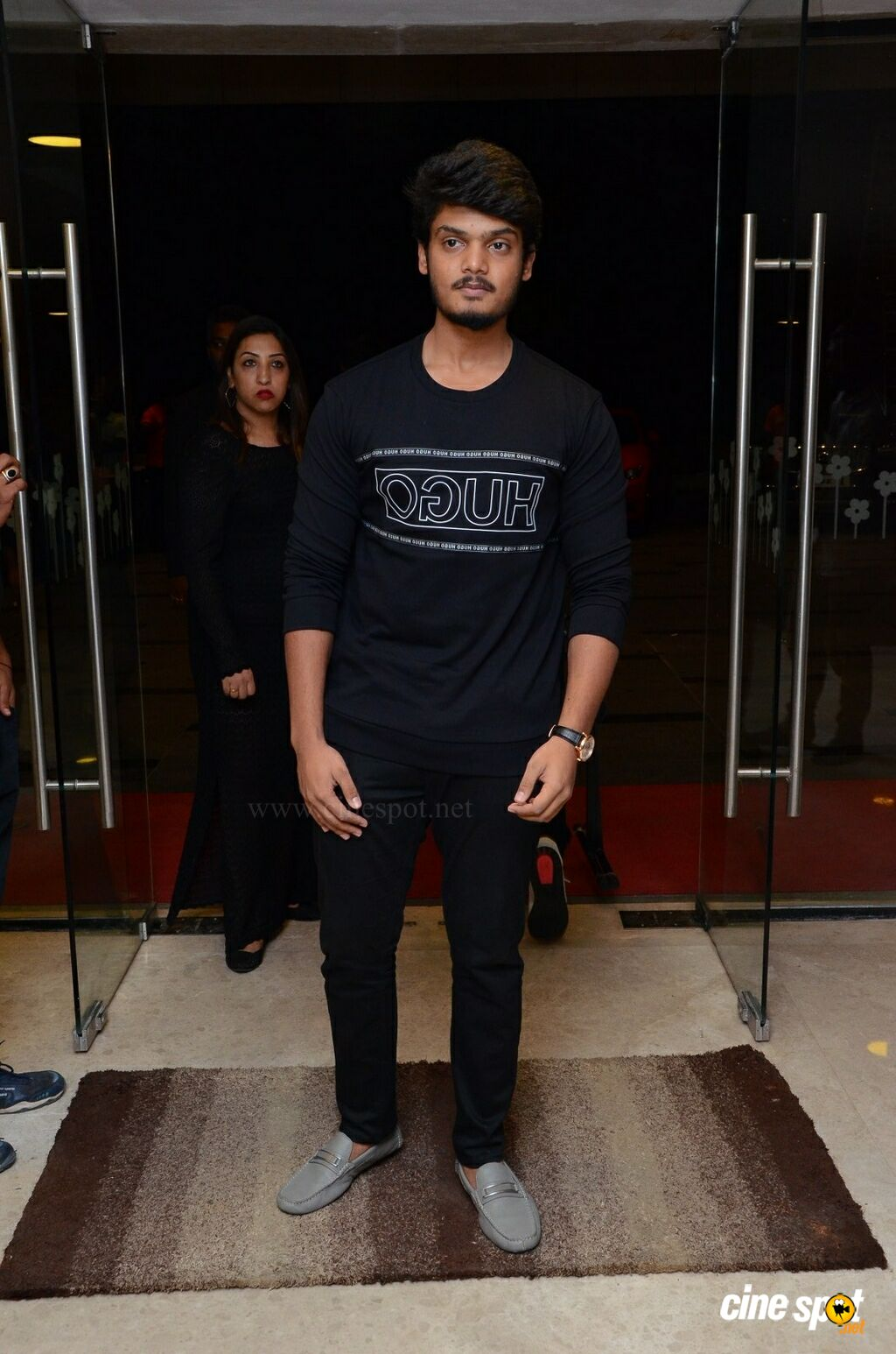 Akash Puri at Hair Crush Salon Launch (1)